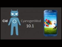 CynogenMod 10.1 For Samsung Galaxy S4