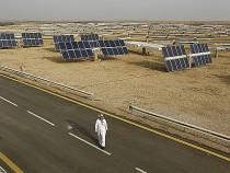 Saudi solar farm