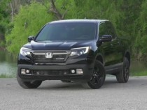 Honda Ridgeline Is Detroit Auto Show 2017's Truck Of The Year