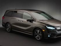 2018 Honda Odyssey Gets Major Updates