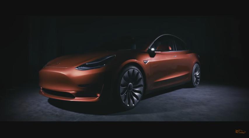 Tesla Model 3 Update: Gigafactory Production, Price, Specs & Release Date