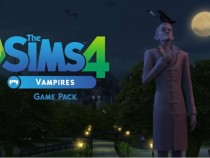 SIMS 4 Vampire Pack Gives You Coffin Beds And Special Powers Before Valentine's Day