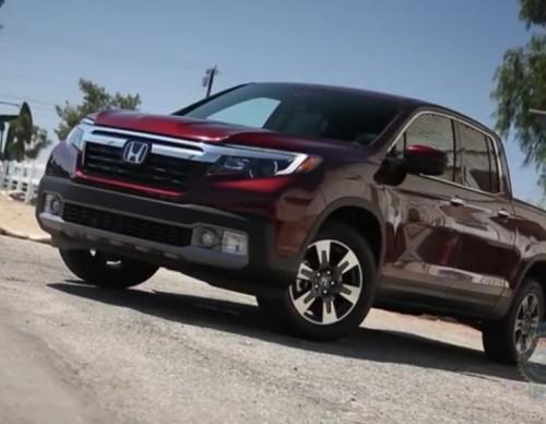 Is Honda Really Bringing Us A Hybrid Truck?