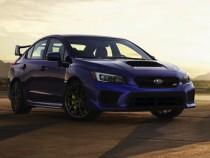 Subaru Reveals 2018 WRX And WRX STI At 2017 Detroit Auto Show