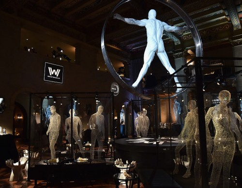 Premiere Of HBO's 'Westworld' - After Party