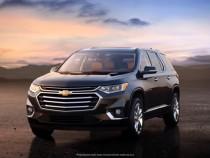 2018 Chevrolet Traverse Improves Big Time