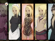 'Gravity Rush' Artist Shows How Kat Wears Her Complicated Outfit