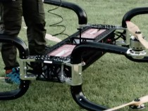 Powerful Drone Can Seriously Lift 500 Pounds
