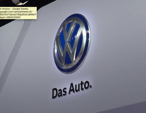 Six Volkswagen Executives Charged In Emissions Scandal