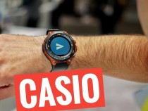 Casio Unveils Its 2nd Generation Smart Watch At CES 2017