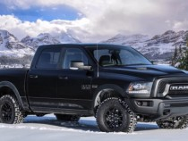 RAM Rebel Makes 2017 Detroit Auto Show Appearance In Black Edition