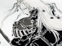 Meet The Artist Behind Final Fantasy VII, Yoshitaka Amano