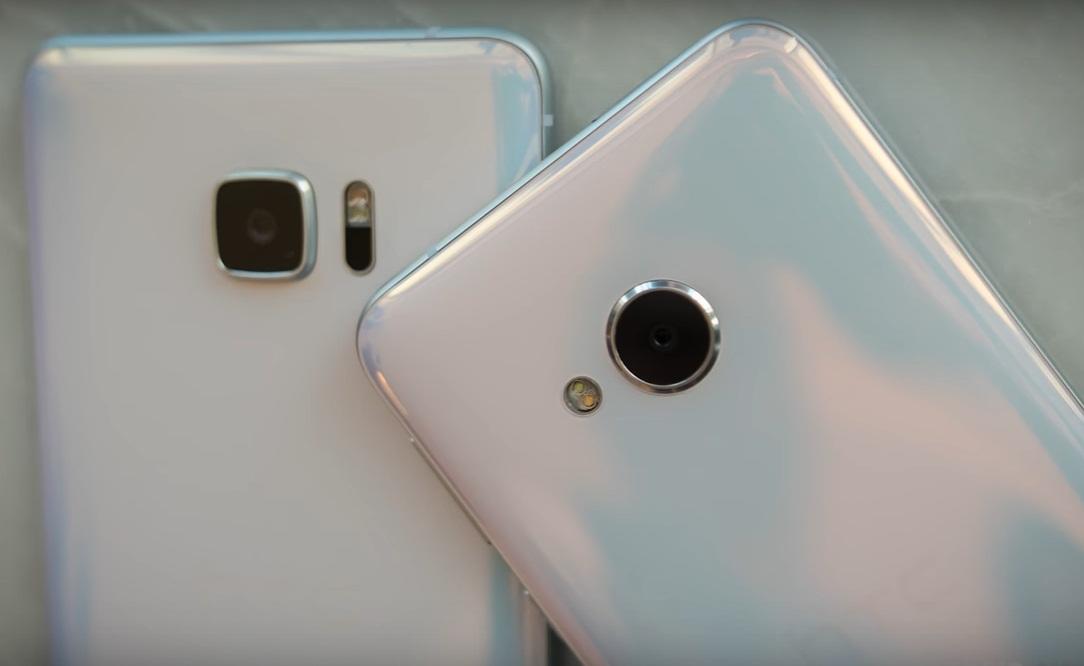 HTC U Ultra and U Play