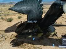 Final Fantasy 15: Bennu Boss Fight (1080p 60fps)