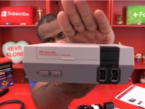 NES Classic Edition Secret Message and Best Buy Stocks