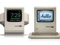 Elago Introduces New Retro Macintosh Apple Watch Stand
