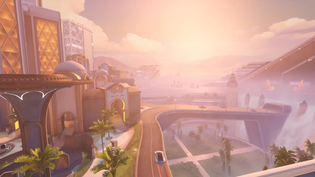 'Overwatch' Guide: Play Like A Boss In New Oasis Map