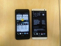 HTC One Mini leak