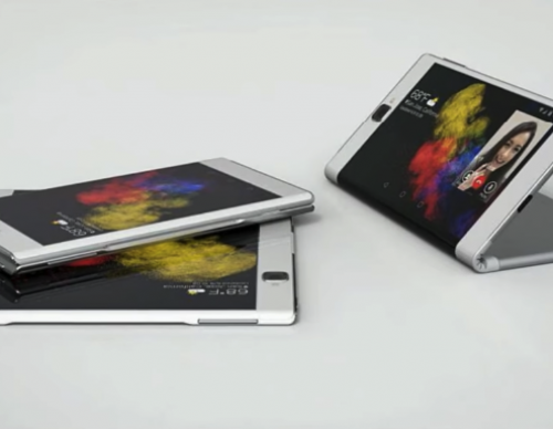 Nokia, Samsung, LG Working On Foldable Smartphones For 2017 Launch?