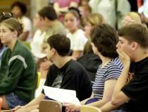 Ohio Students Receive Meningitis Vaccine
