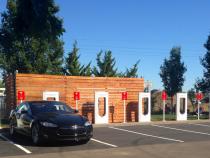 Tesla Motors Unveils Pricing System for Supercharging Stations