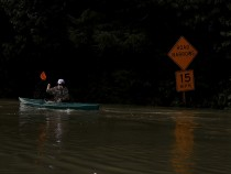 New Round Of Storms Brings Flooding To Northern California