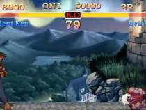 ULTRA STREET FIGHTER 2 Gameplay Demo NINTENDO SWITCH 2017