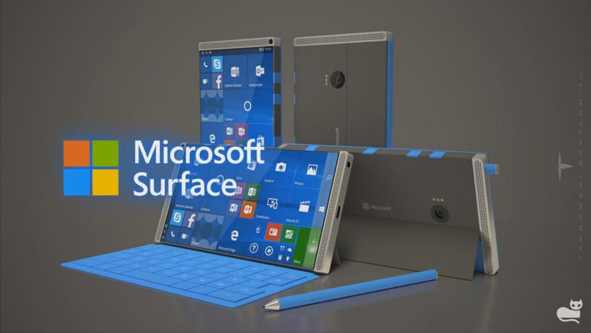 Microsoft Surface Phone: April Release + In Depth Look