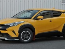 Toyota Shows A Tricked Out C-HR And 86 At Tokyo Auto Salon