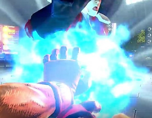 First-Person Mode Confirmed For Street Fighter On The Nintendo Switch