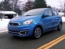 Mitsubishi Mirage 2017 Review: Why It's Worth Checking Out