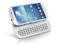 Samsung Galaxy S4 Sliding Bluetooth Keyboard Case