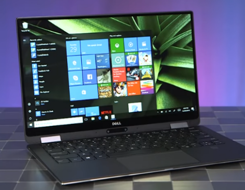 Dell XPS 13 Kaby Lake Vs Dell XPS 13 2 In 1