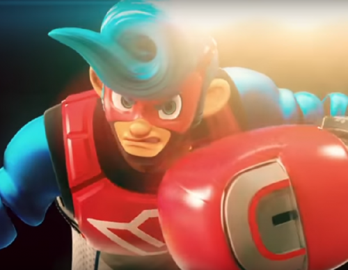 ARMS To Have No Motion Controls On Nintendo Switch