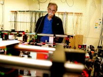 Physicist At The National Institute of Standards and Technology David Wineland Wins Nobel Prize In Physics