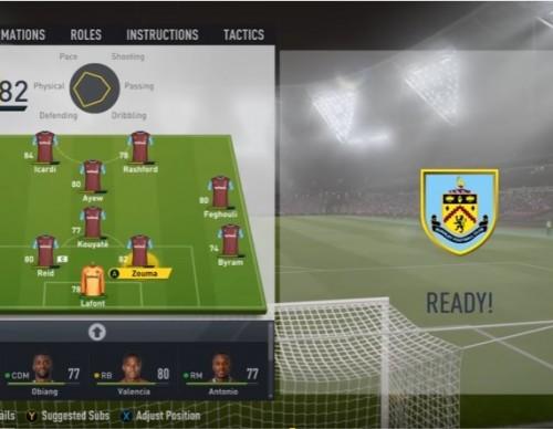 FIFA 17 Career Mode Gameplay Walkthrough