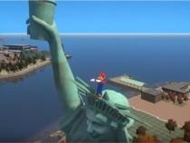 Mario in GTA