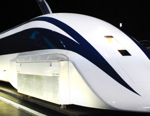 South Korea's Concept Of Near-Supersonic Train Will Beat Maglev