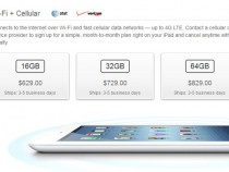 iPad 4G + Wi-Fi Name Changed Due to Technical Inaccuracy