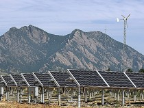 Colorado solar farm