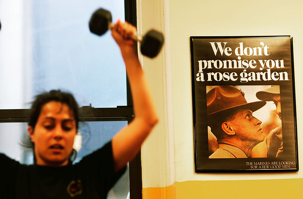 Former Marines Get New Yorkers In Shape With 'Warrior Fitness' Class