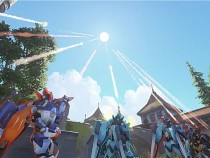 Overwatch Gamers Pay Tribute To Fallen Player With Gun Salute In-Game
