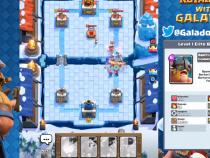 ELITE BARBARIANS! Clash Royale Update Gameplay