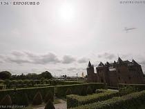 Muiderslot Castle UFO