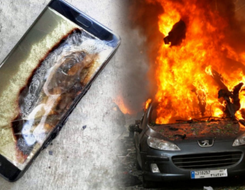 Samsung Reveals The Real Cause Of The Galaxy Note 7's Exploding Battery
