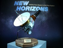 NASA Holds Media Briefing For The New Horizons' Pluto Fly-By