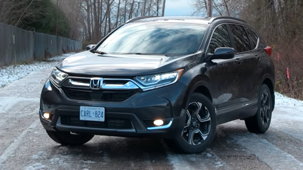 2017 Honda CR-V: Reasons Why It Remains A Top Seller