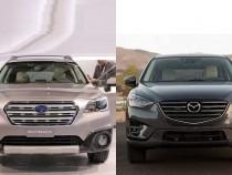 2017 Mazda CX-5 vs 2017 Subaru Outback: Which Is Better?