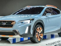 Subaru's New Crosstrek Concept Looks Awesome