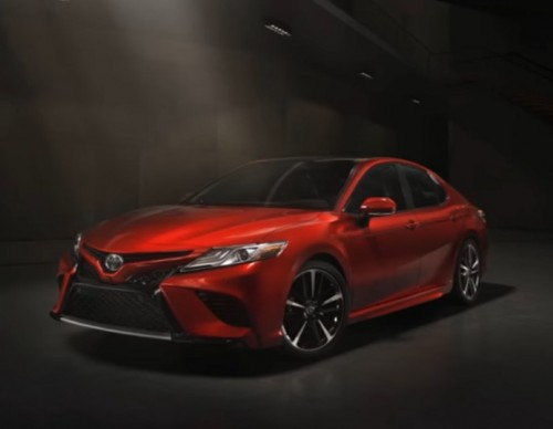 Toyota Camry 2018 Offers Top Of The Line Fuel Economy